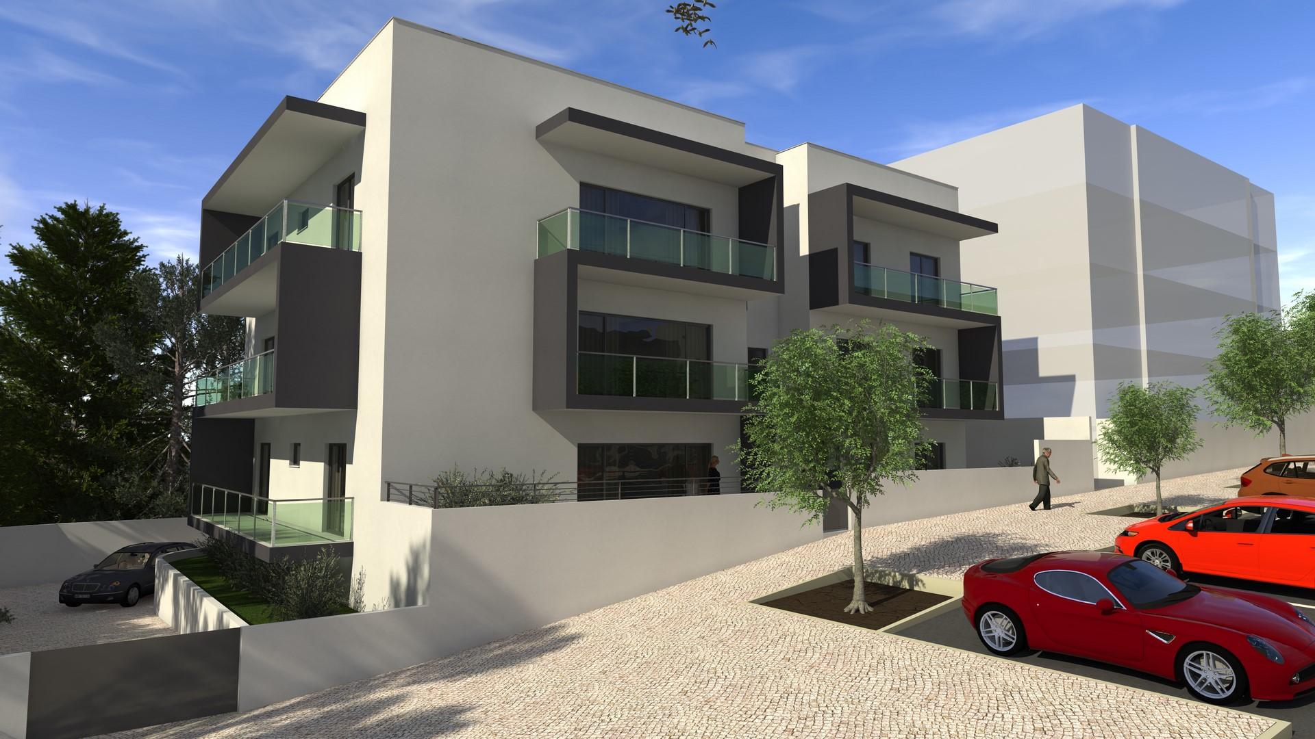 Habitação Multifamiliar, S. Martinho do Bispo - Coimbra 0