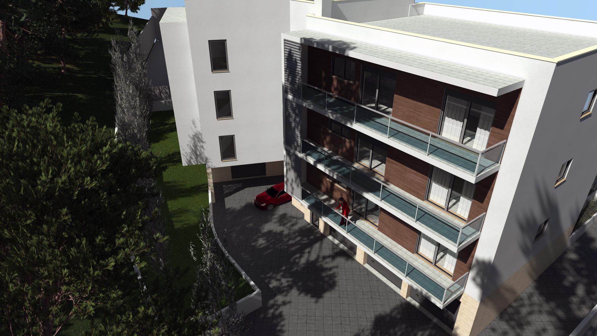 Edifício Multifamiliar, Águas Férreas - S. Martinho do Bispo - Coimbra 0