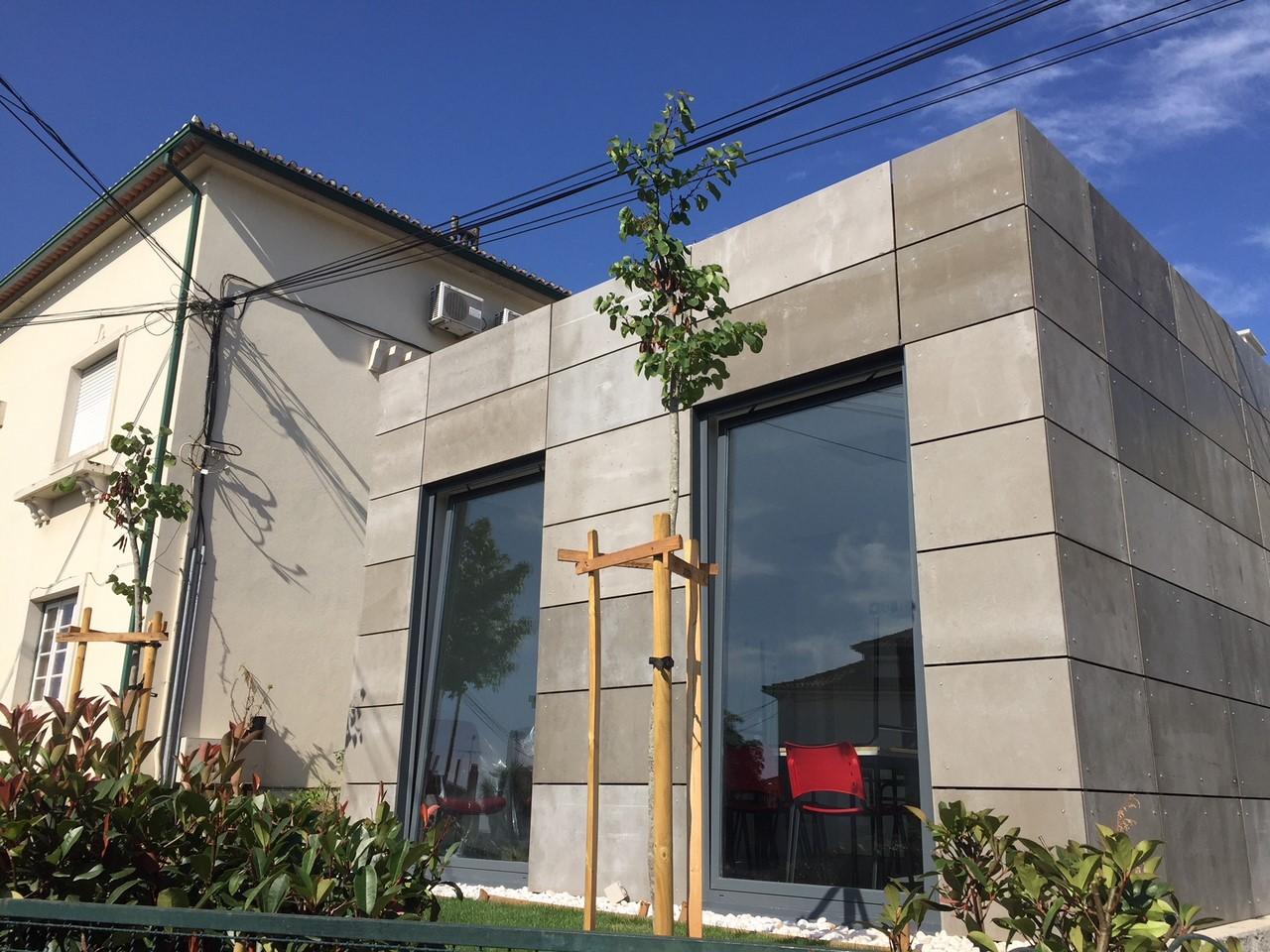 Ampliação de edifício existente - Rua Fernando Pessoa | Coimbra 0